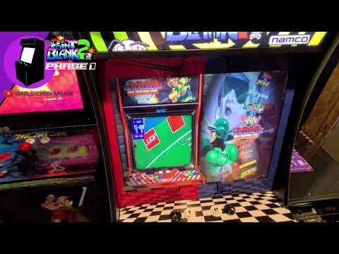 Point Blank 2 - Arcade 1up Mod - Phase 1 - Complete! from 80s OldSchoolArcade