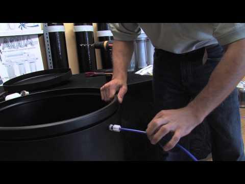 Float Valve Installation  for Aquarium RO/DI systems AquaFX