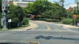 JMU Drive Through Campus