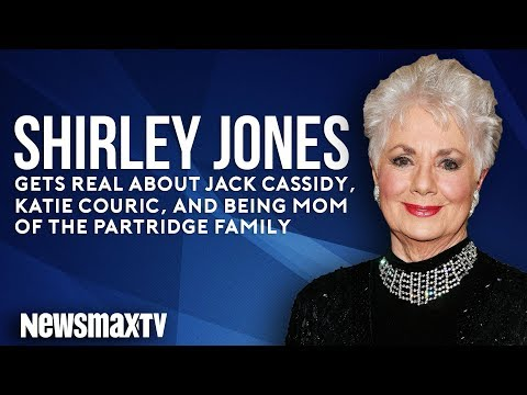 Actress Shirley Jones Gets Open with Her Sex Life