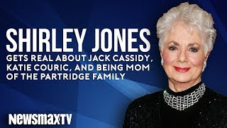 Shirley Jones Gets Real About Jack Cassidy, Katie Couric, And Being Mom of the Partridge Family