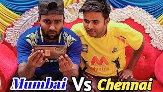 Mumbai Vs Chennai fans में गांड फाड़ मुक़ाबला//basant nk ki comedy// nk basant comedy// basant nk
