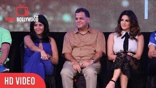 Question Answer Session | Sunny Leone | Ekta Kapoor | Raj Nayak