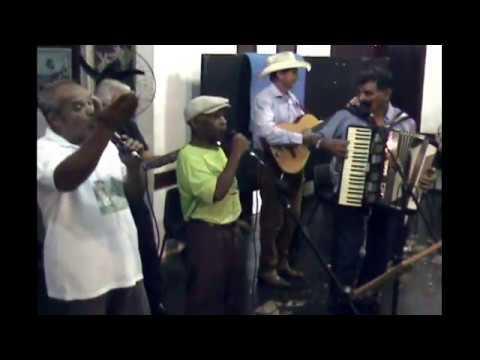 Alcides Dias e Adonai casa de cultura Sto Amaro