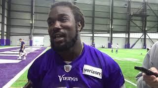 Dalvin Cook discusses Vikings run game, Bills defense, hamstring injury