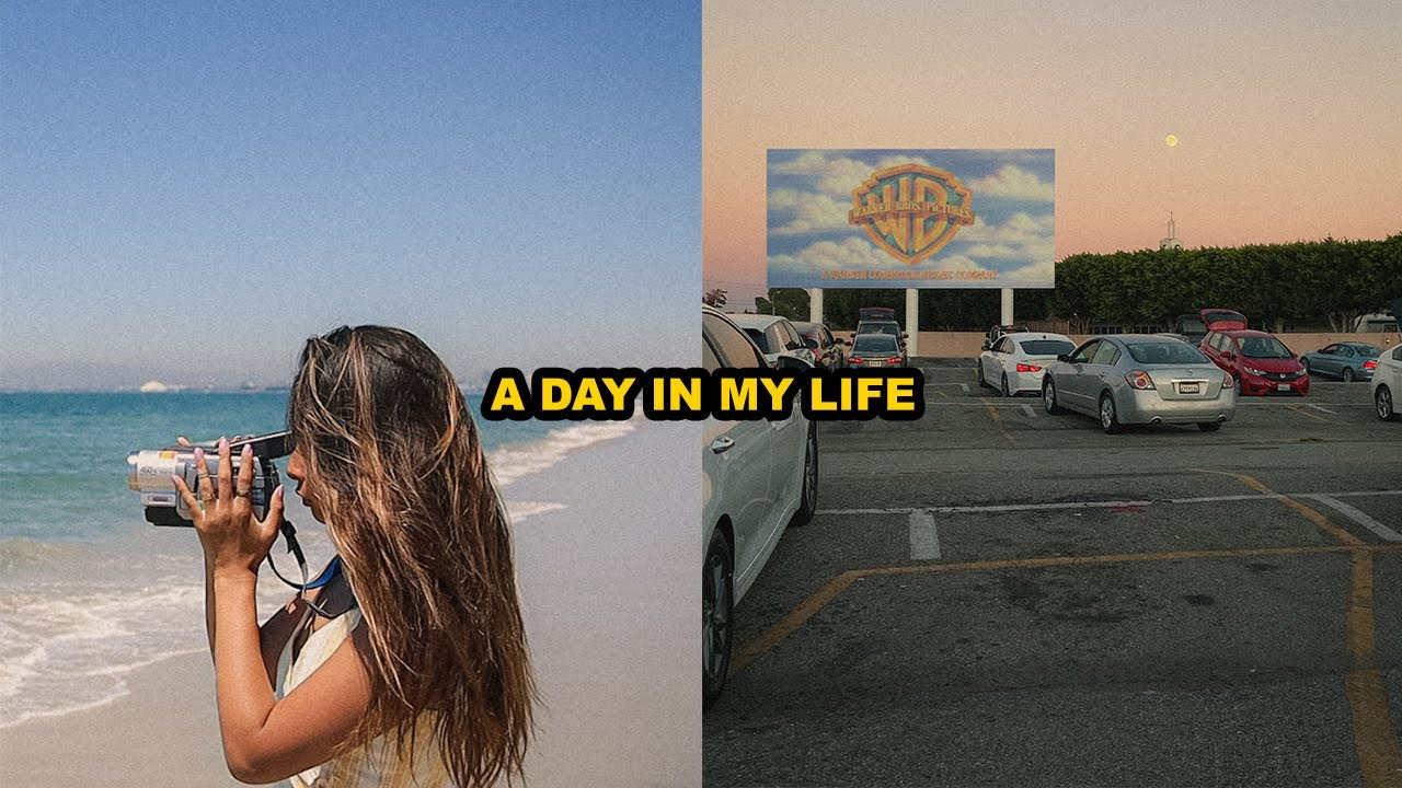 a socially distant summer day in my life