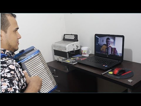 Video Clases De Acordeon Vallenato Personalizadas