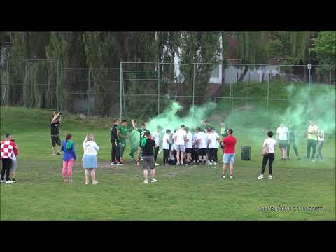 Proslava prvaka 2 ZNL Mlađi pioniri 2008 2009 sezona 2020 2021