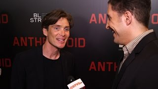 cillian murphy at the anthropoid ny premiere behind the velvet rope with arthur kade