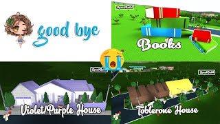 ROBLOX │Bloxburg - Oh Noooo... Good Bye