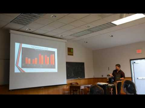 Hubbard Brook ISE REU Gabriel Amaya Final Presentation 2016