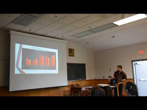Hubbard Brook ISE REU Gabriel Amaya Final Presentation 2016