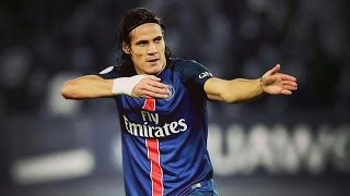 Edinson Cavani Goals Compilation | 2016-2017 | All 15 Goals