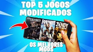 "CAME OUT NEW APK MODS FOR ""ALL"" CELL PHONES ANDROIDS-FORTNITE, BENDY, COD MOBILE E +"