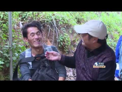 HMONGWORLD: KHAB LIS, Hmong Singer From LAOS, Exclusive Interview at Phu Chi Fa Flower Festival