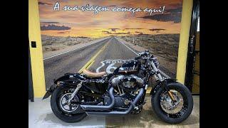 Harley Davidson XL 1200X Forty Eight 2015