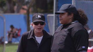Maria Norris reflects on Jackie Robinson's legacy
