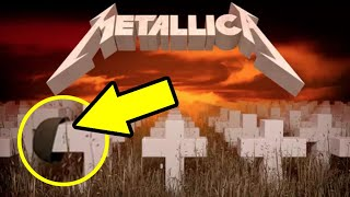 9 Hidden Details In Metallica Tracks You Never Noticed