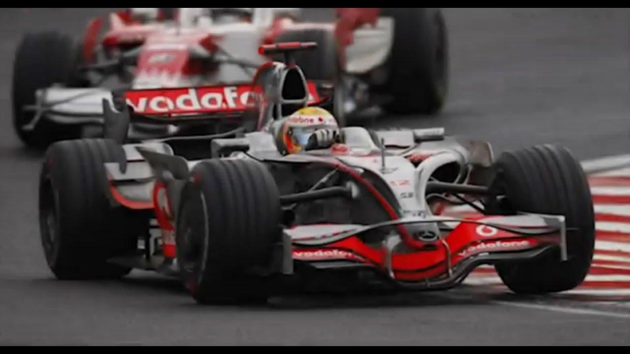Lewis Hamilton 2008 Brazilian Grand Prix Youtube
