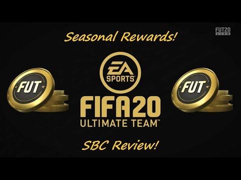 Seasonal Packs And SBC Review!