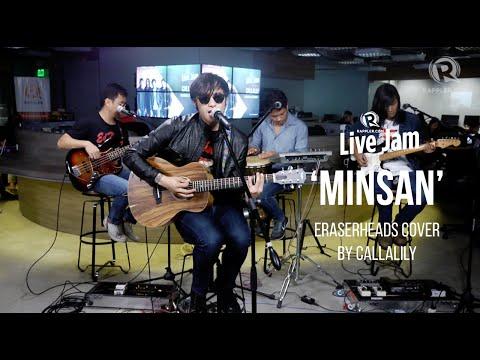 Callalily - 'Minsan' (Eraserheads original)