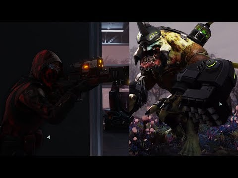XCOM 2: War of the Chosen - Reaper vs. Avatar Facility + Berserker Queen |