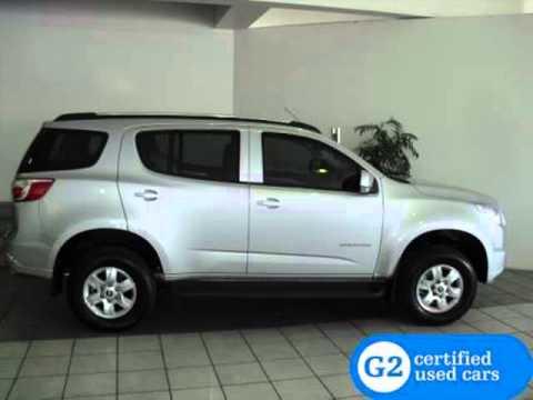 2015 Chevy Trailblazer >> 2015 Chevrolet Trailblazer 2 5d Lt Auto For Sale On Auto Trader South Africa
