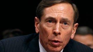 Ex CIA boss Petraeus' affair was uncovered by FBI