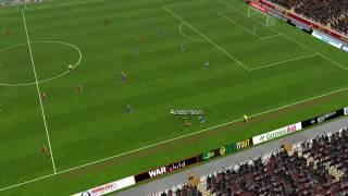 Bradford City vs Oldham - 42 minutes