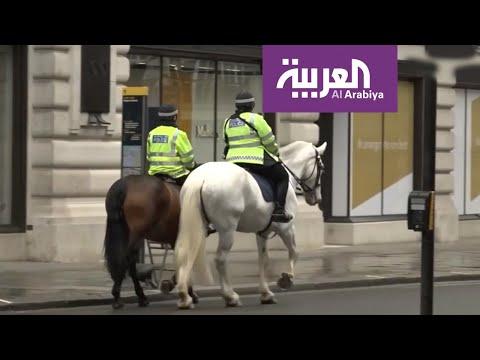 العصابات تنشط في شوارع لندن في ظل غياب شبه تام لعناصر الأمن والشرطة