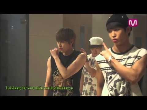 First Love - Men In Black (Yong JunHyung ft. BTOB) [Dance] [Vietsub]