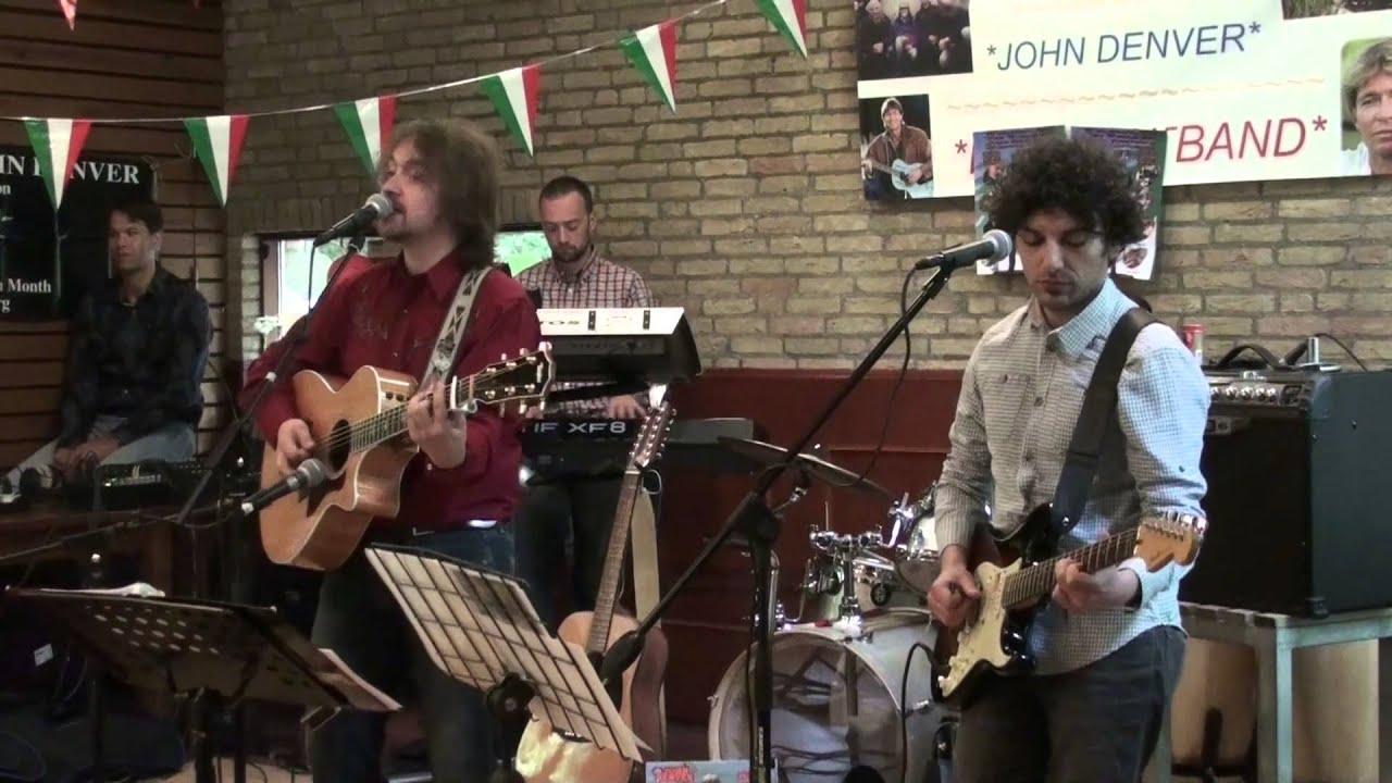 Late Nite Radio John Denver Project Band Denverdag 2015 Youtube