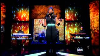 Jennifer Hudson - Where You At (Live March 22, 2011)