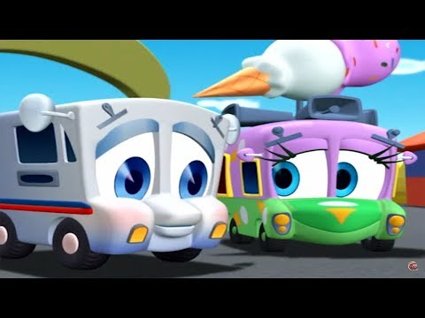 Finley The Fire Engine | You Can Get There From Here | Full Episode | Cartoons For Kids 🚒