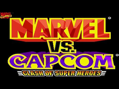 My New Marvel vs Capcom Arcade 1Up has arrived home from Bozo Calvin Jr