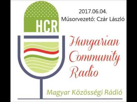 Magyar Kozossegi Radio Adelaide 20170604 Czar Laszlo