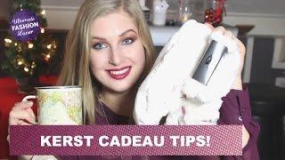 Kerst Cadeau Tips | Win €50 PayPal tegoed! Thumbnail