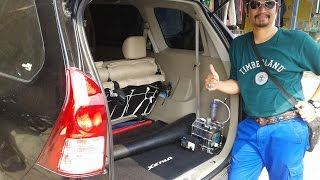 Fuel saver (HHO+EFIE) on Daihatsu Xenia 1.3AT 2013 Emission test