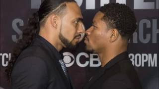 Keith Thurman vs Shawn Porter June 25, 2016 (Official Prediction)