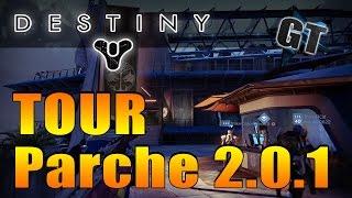 [destiny] Parche 2.0.1 (estandarte De Hierro, Tienda Eververso, Agujas De Vidrio Y Más..!)