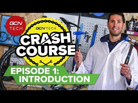 Basic Bike Maintenance At Home | GCN Tech Crash Course Ep.1