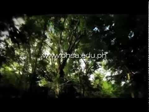 Philippine High School for the Arts (PHSA) promotional video