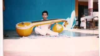 Rama Krishna- Chala Nata Ragam Fusion on Veena