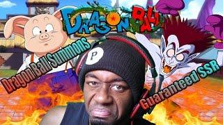 Why Dokkan Battle Why!! Dragon Ball Summons & SSR Guaranteed Ticket Summon!
