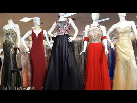 Prom Dresses March 2017 La Vida Fashion, Irving Texas