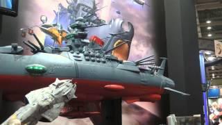 宇宙戦艦ヤマト プラモデル バンダイブース