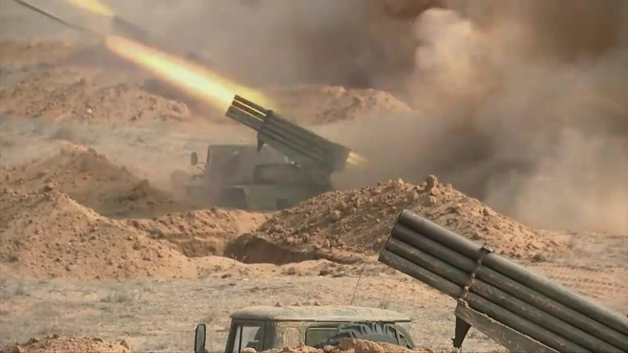 Blyatiful Russian Artillery Firepower! Massive Simultaneous Russian Artillery Line Up & Live Fire