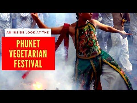 An Inside Look at the Phuket Vegetarian Festival