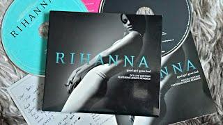 Unboxing Rihanna - Good Girl Gone Bad Japan Deluxe Edition (Digipack)