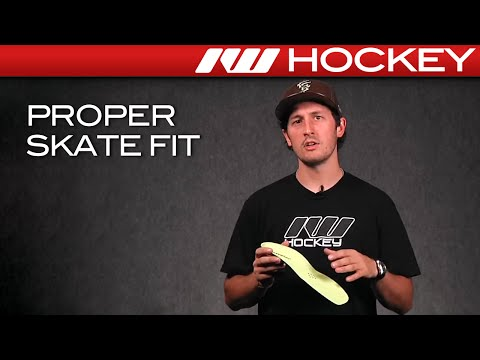 How To Properly Fit Your Hockey Skates
